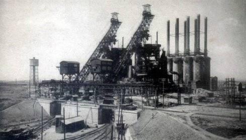 鞍鋼的誕生及發展歷史 行業信息 第2張