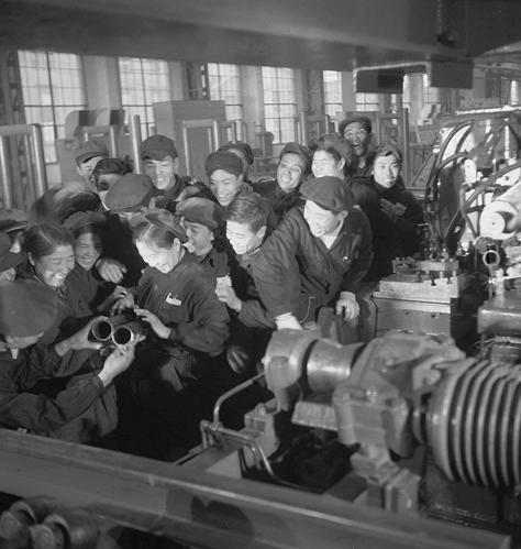 鞍鋼的誕生及發展歷史 行業信息 第7張