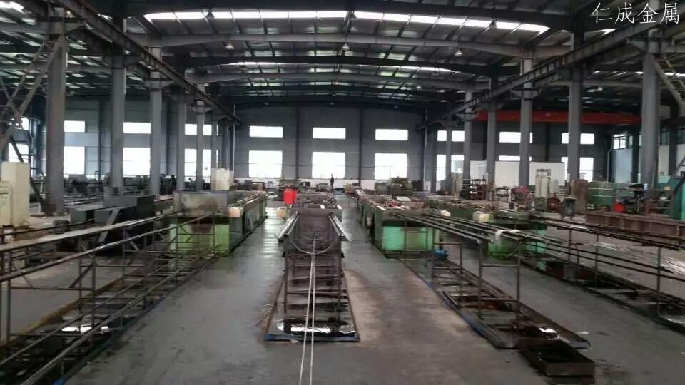 仁成金属-专业工业钢管供应生产商