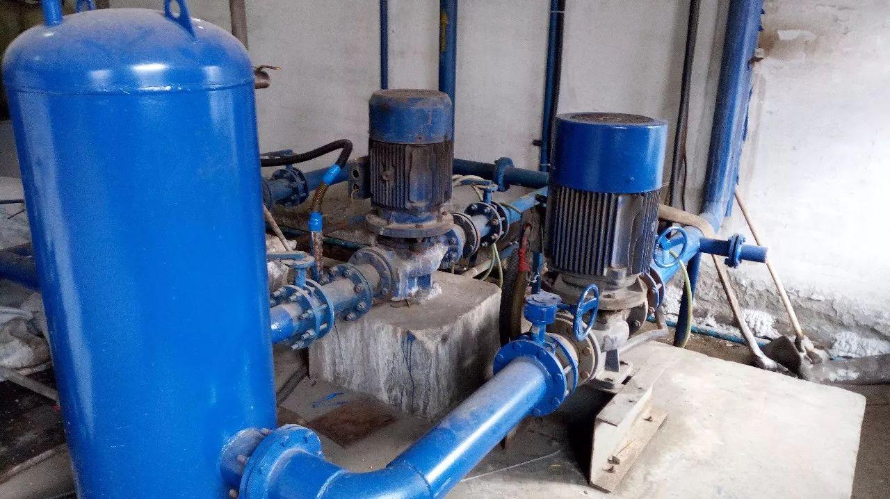 水温自动控制系统在热处理淬火水池管理上的应用