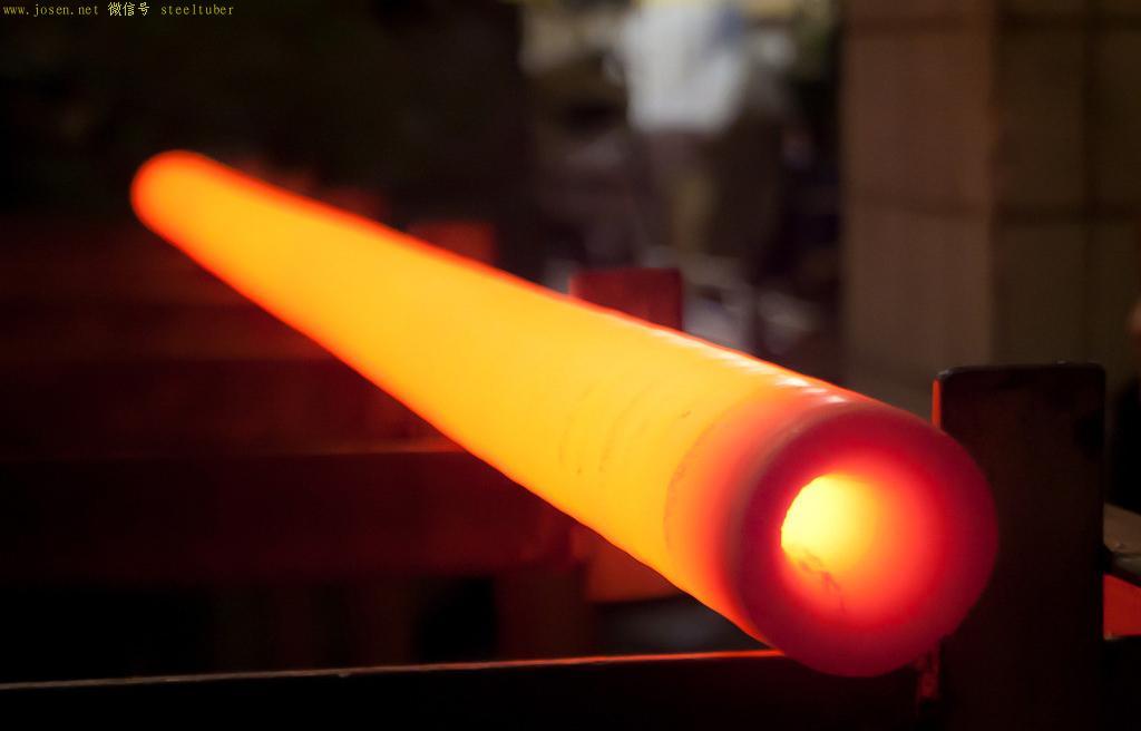 钢管的热处理之感应热处理