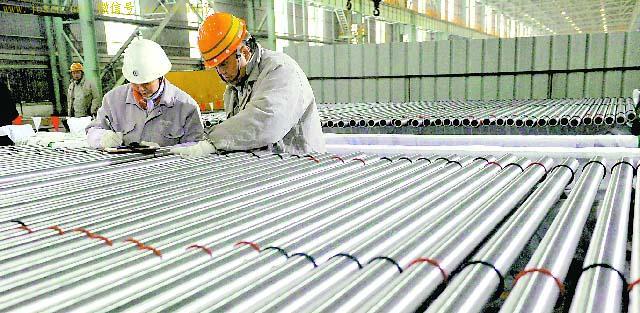 钢管质量检验