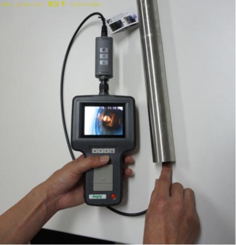 高性能内窥镜3R-XFIBER55钢管焊接无损现场检测