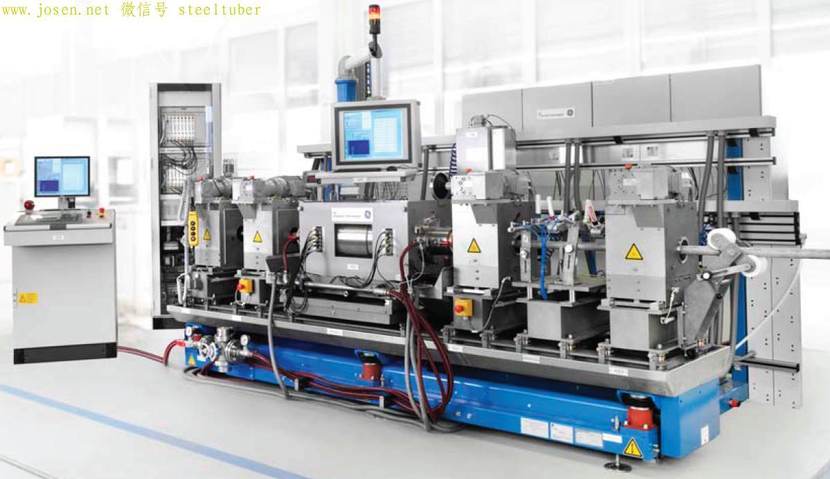 钢管超声波自动检测系统