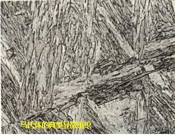 铁碳合金的基本显微组织