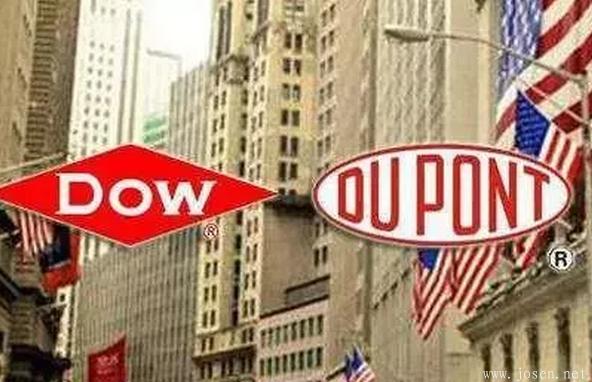 新化工三巨头诞生!全球最大化工的企业陶氏杜邦正式分家