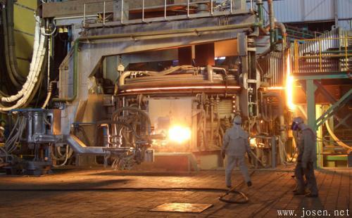 辽阳钢铁有限公司升级电炉改造:置换为1座70t特钢电炉