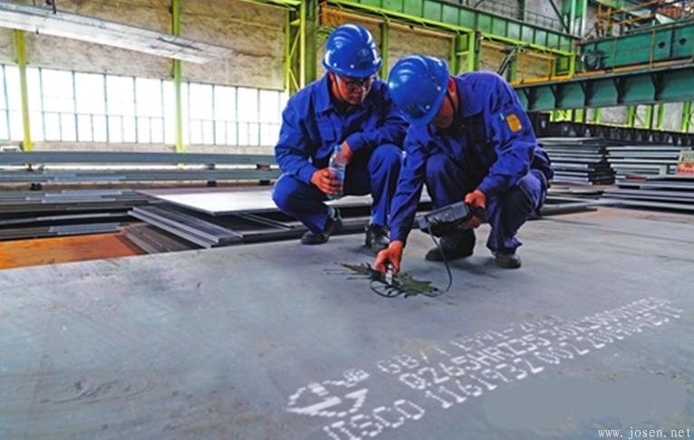 酒钢成功研发核电站用安全壳碳钢低合金钢板