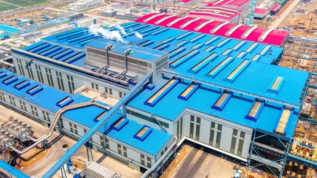 冶金工业工程质量监督总站作为冶金行业工程建设质量监督检查的权威部门给予充分肯定。.webp.jpg