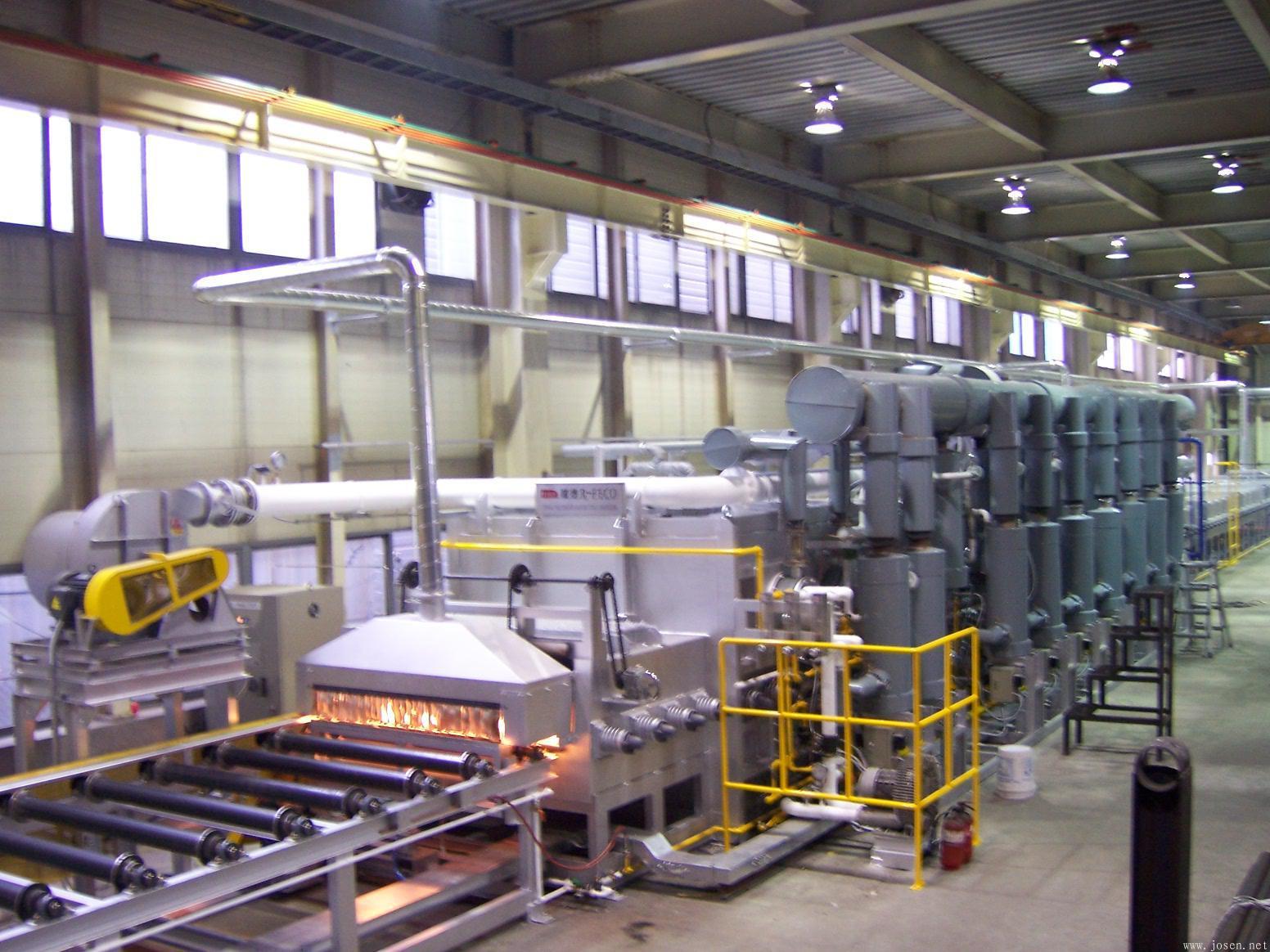 钢管热处理-无氧退火炉