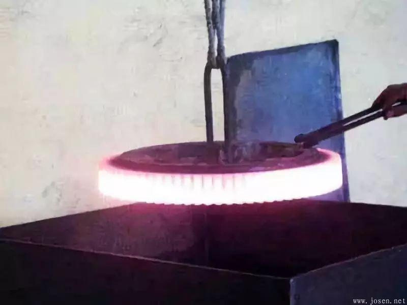 网传轴承(轴承钢管)热处理工艺口诀!