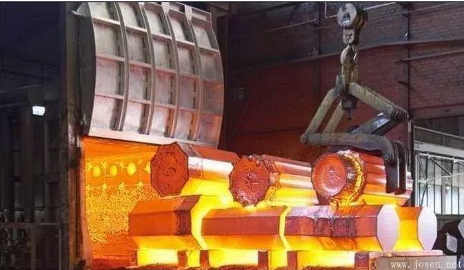钢种冷却制度及终轧温度的确定
